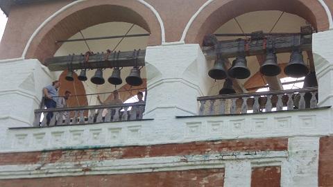 Фестиваль колокольного звона «Лето Господне» в Суздале приобрел статус международного