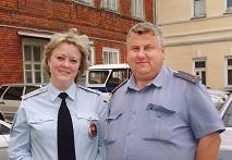 Полицейские семьи – важный фактор стабильности суздальских стражей порядка
