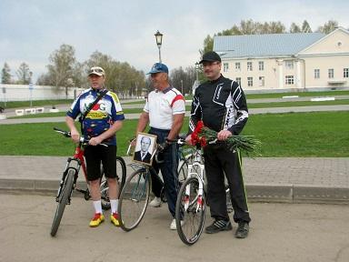 Велопробег открыл летний сезон