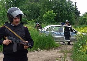 Суздальские полицейские провели комплексное антитеррористическое учение