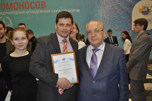 Суздальский музейщик удостоен награды МГУ
