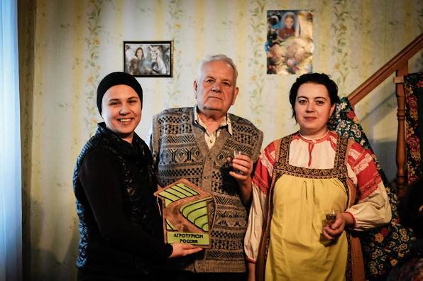 Третья экспедиция нового проекта «АгроЭкоТуризм России» прошла во Владимирской области