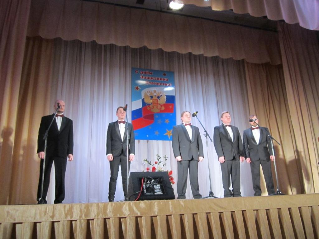 19 февраля в Центре культуры и досуга города Суздаля состоялось торжественное собрание