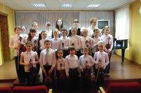 Концерт ансамбля скрипачей