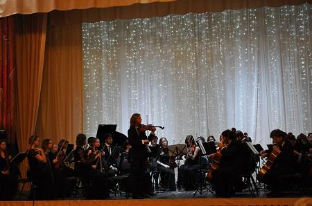 Концерт камерного оркестра в Суздале