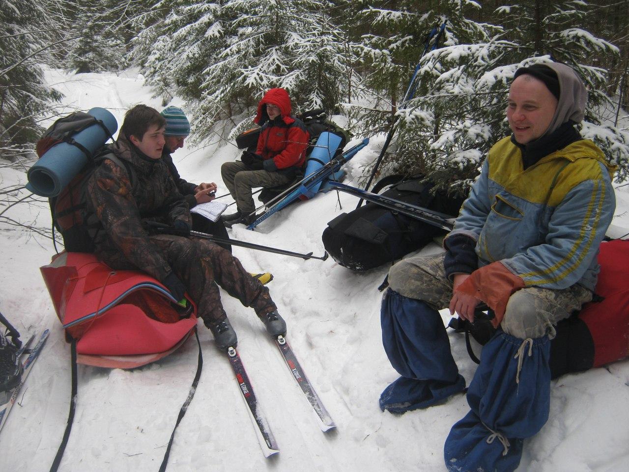Экспедиция Международного социально-экологического союза